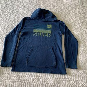 Quiksilver hooded shirt